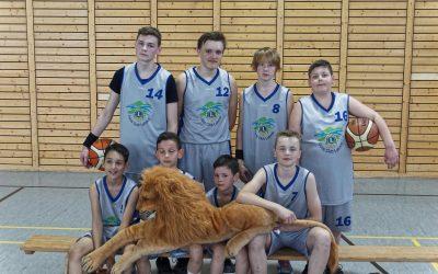 Lohmar Lions Kids treffen sich zum Re-Match mit den Leichtathleten