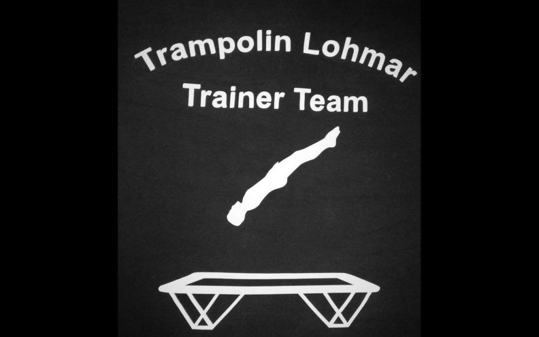 Neue Trampolin Trainer-Helfer beim TV 08 Lohmar!