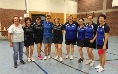 Lohmars Tischtennisspielerinnen und Tischtennisspieler  starten in die Saison 2018/2019