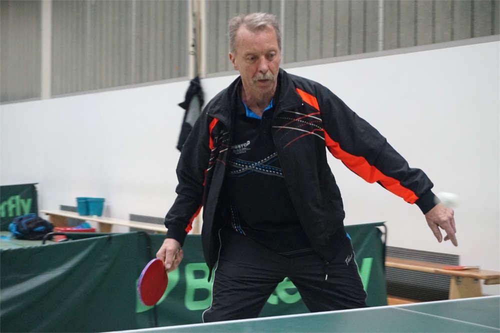 """TV 08 Lohmars Tischtennis-Herren """"klettern"""" auf Rang 3"""