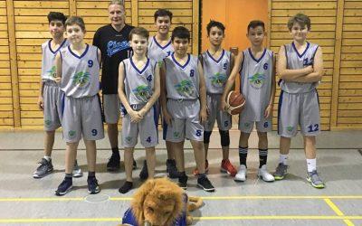 Lohmar Lions U14: Zum ersten Mal gewonnen