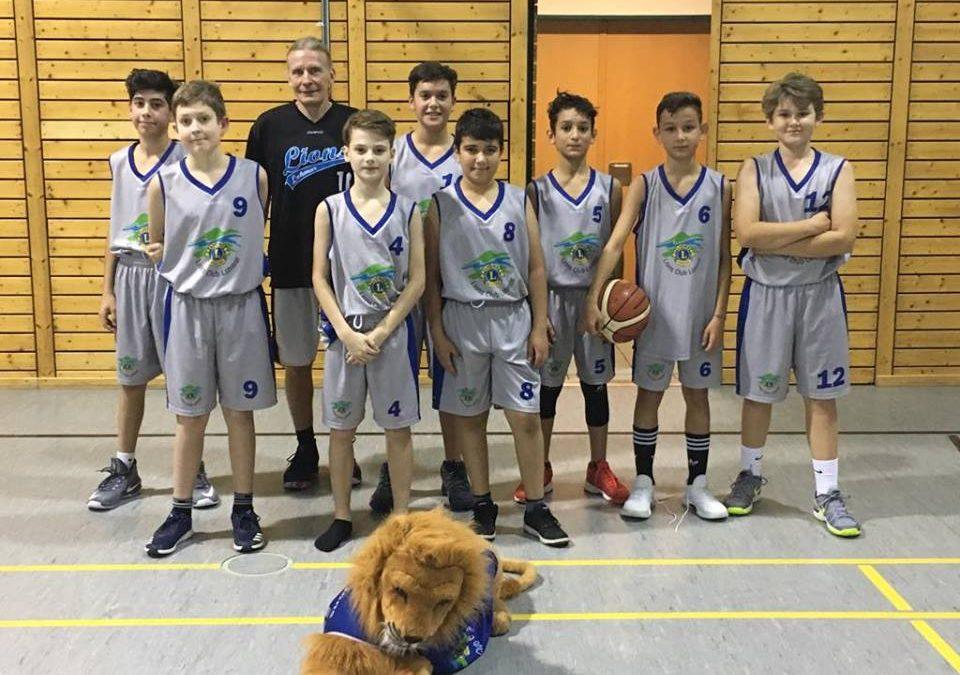 "Lohmar Lions U14: Zwei Mal ""überrollt"" worden"