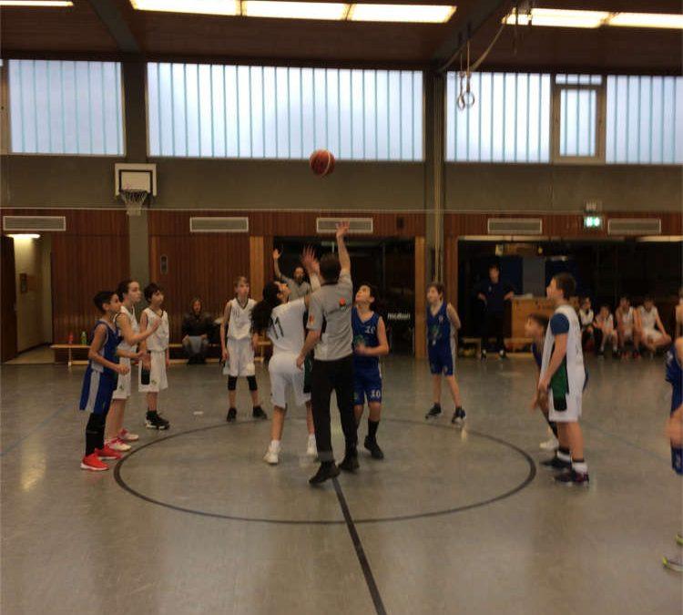 Lohmar Lions U14: Auch Roleber zu stark
