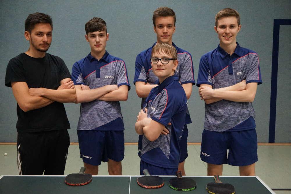 1. Jugendmannschaft feiert Doppelerfolg