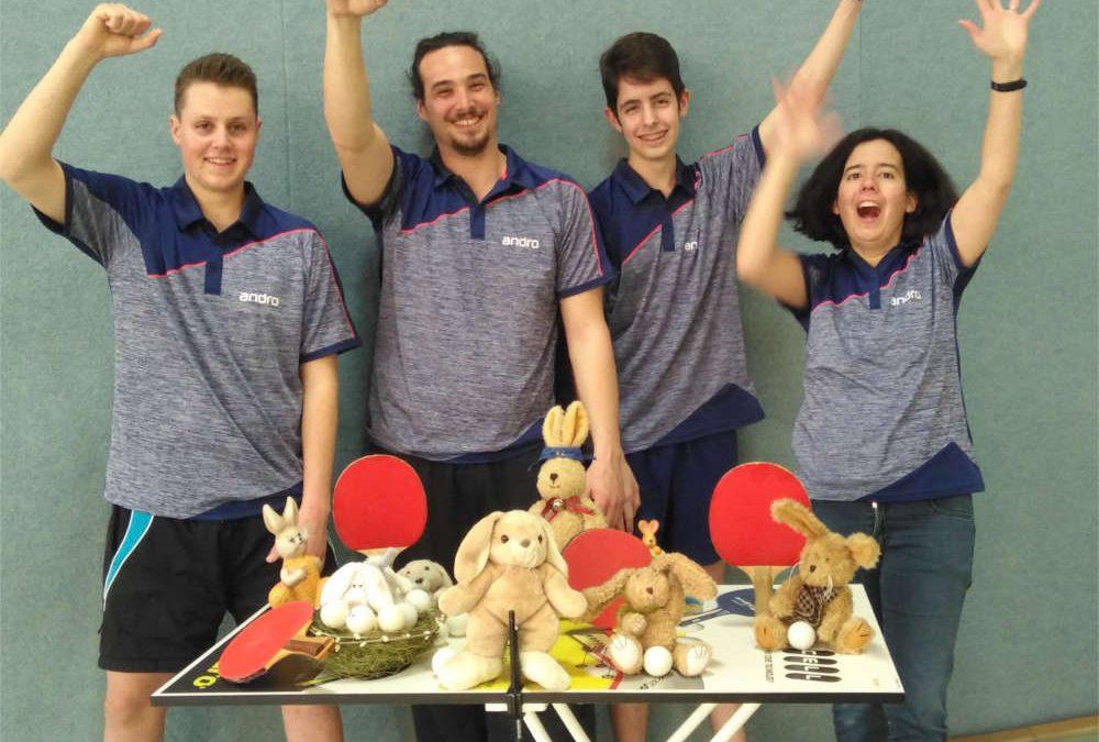 Tischtennis-Oster-Camp (inkl. Anmeldung)