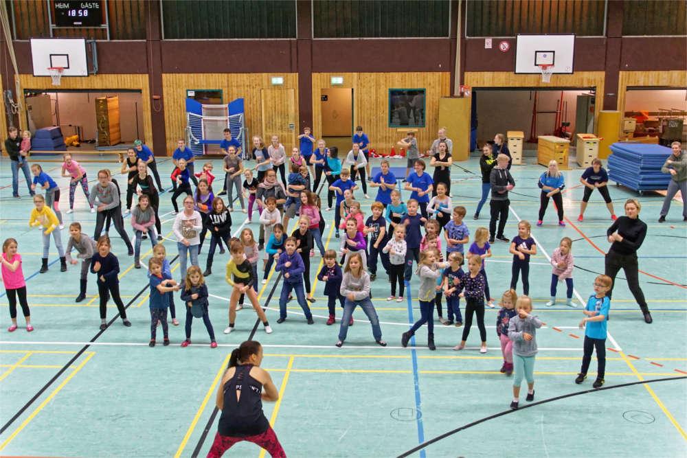 Zumba® Kids beim Turnverein 08 Lohmar e.V.