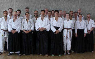Aikido-Lehrgang in Lohmar