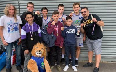 Lohmar Lions U14: Viel Spaß beim Turnier in Luxemburg