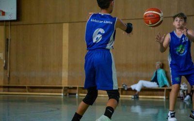 Lohmar Lions U14: Erster Erfolg im dritten Saisonspiel