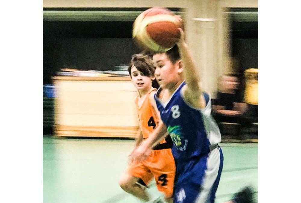 Lohmar Lions U12: Mit kleiner Besetzung lange mitgehalten