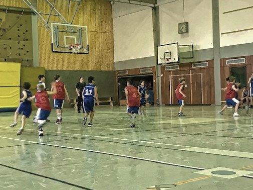 Lohmar Lions U14: Überzeugender Auftritt bei der SG Sechtem