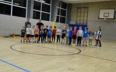 Vereinsmeisterschaften Turnen Jungen 2019