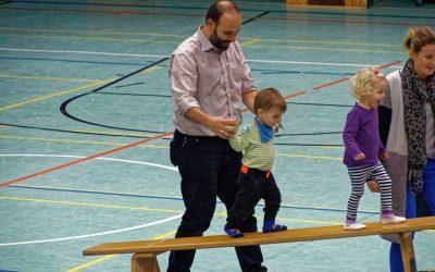 Eltern-Kind-Turnen wird wieder angeboten