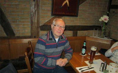 Ehrenmitgliedschaft für Heribert Frielingsdorf