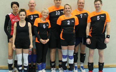Volleyballer des TV 08 Lohmar gewinnen im Achtelfinale des Bezirkscup Rheinland
