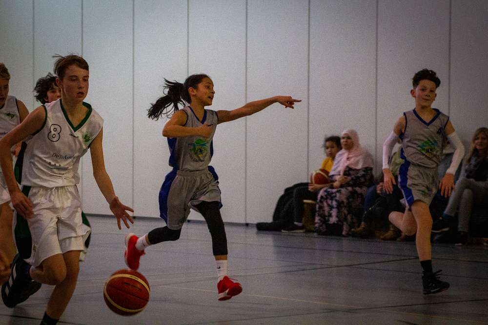 Lohmar Lions U14: Enges Spiel leider verloren