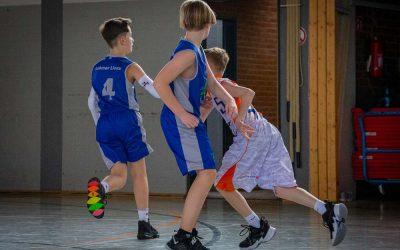 Lohmar Lions U14: Nach schwachem Beginn gesteigert
