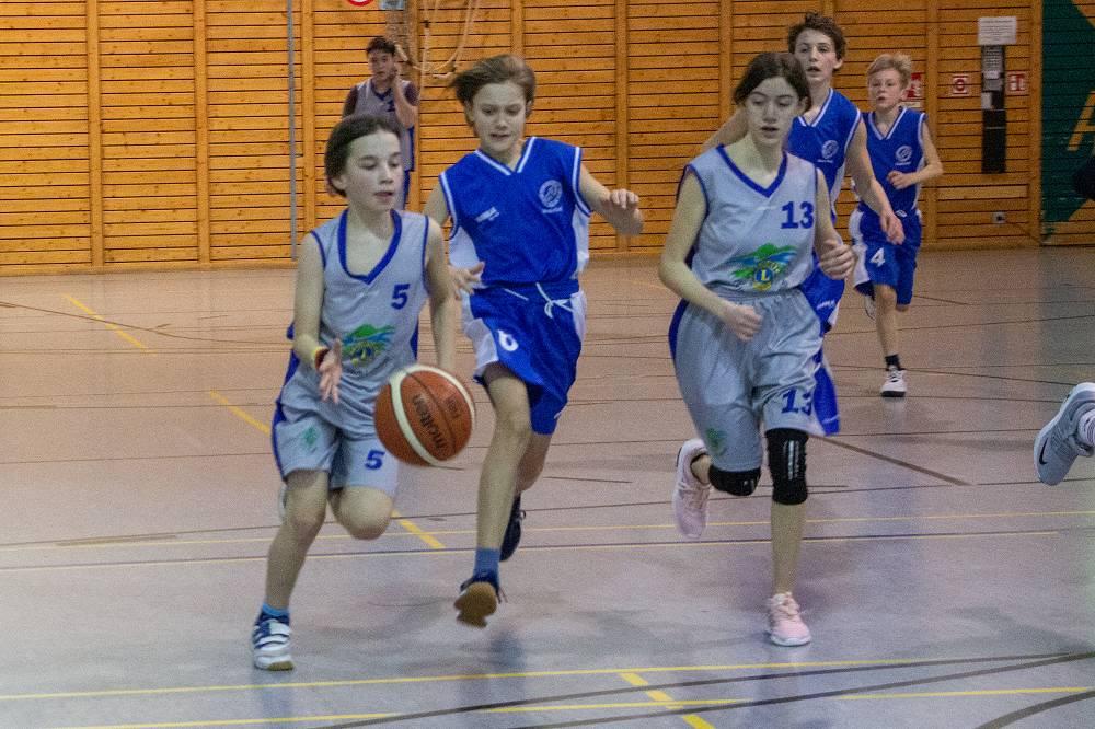 Lohmar Lions: Zwei Erfolge in den vorerst letzten Spielen