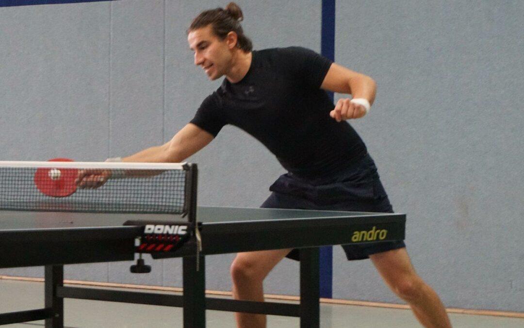 Tischtennisabteilung wird Werkstatt der Gesamtschule