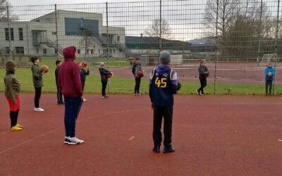 "Lohmar Lions Kids: ""Wetter ist egal, Hauptsache wieder Training"""