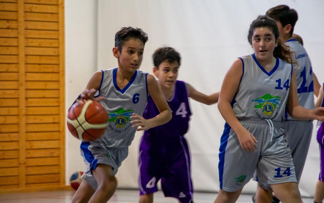 Basketball Jugend
