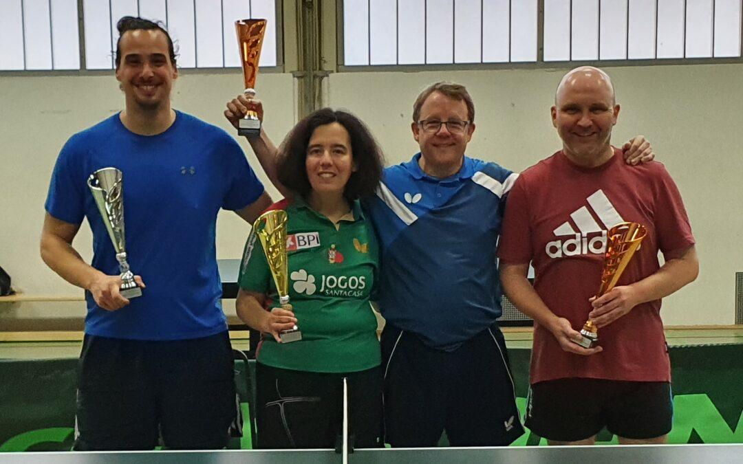 Tischtennis-Vereinsmeisterschaften mit Überraschungen